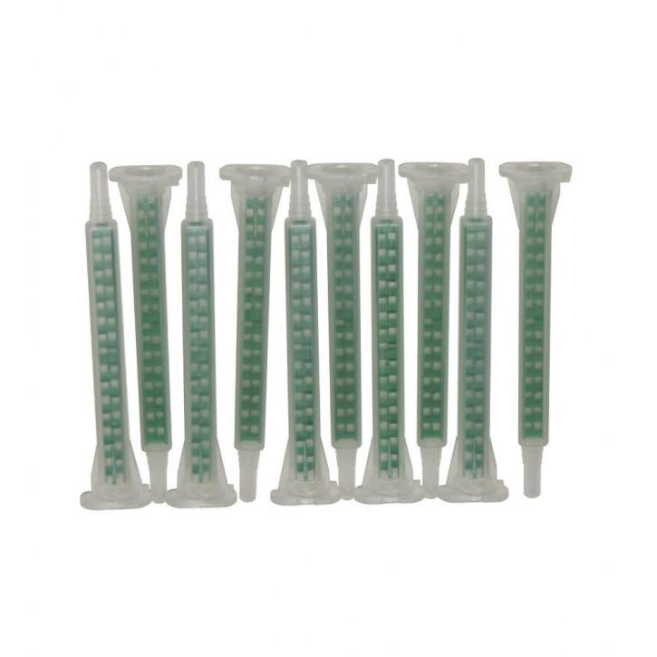 10x Mischdüse für 50ml 2-Komponenten Kartuschen
