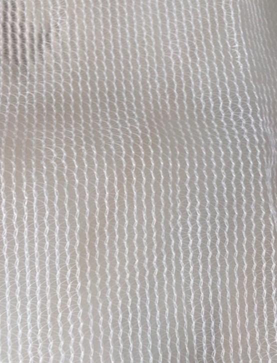 Gerüstschutznetz 12335 55g/qm 3,1x100 Meter, Farbe Weiß