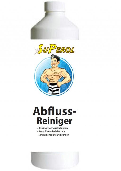 Superol - Premium Abfluss-Reiniger, 500 ml