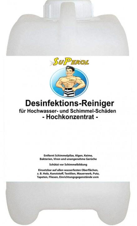 Superol - Desinfektionsreiniger Hochkonzentrat 5 Liter