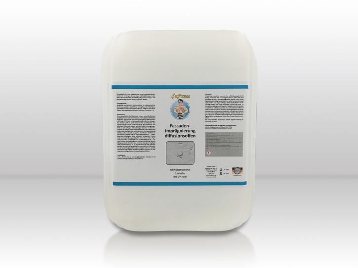 Superol - Fassaden-Imprägnierung diffusionsoffen 5 Liter