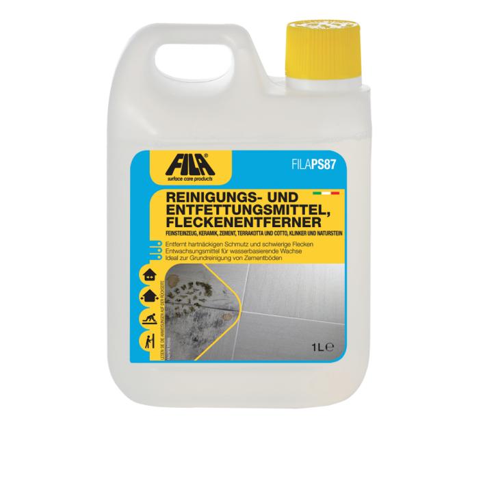 Fila PS87 Fleckenentferner Entwachsungsmittel 1 Liter