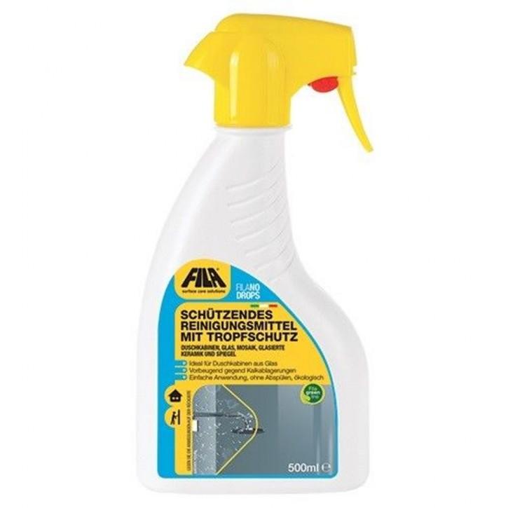 Filano Drops Tropfenschutz-Reinigungsmittel 500ml