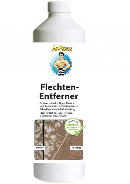 Superol - Flechten-Entferner 1 Liter