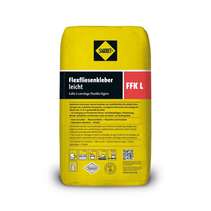 Sakret Flexfliesenkleber leicht FFK-L