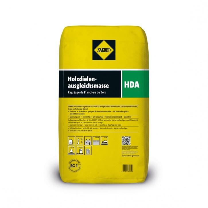 SAKRET Holzdielenausgleichsmasse HDA 25kg