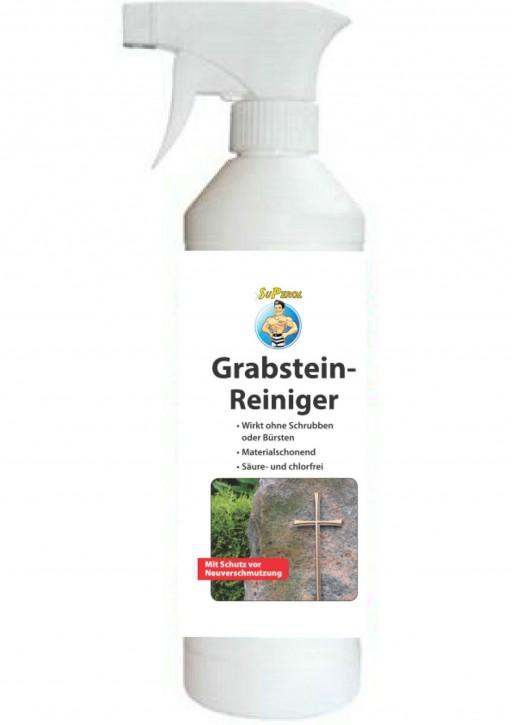 Superol - Grabstein und Naturstein-Reiniger, 500 ml