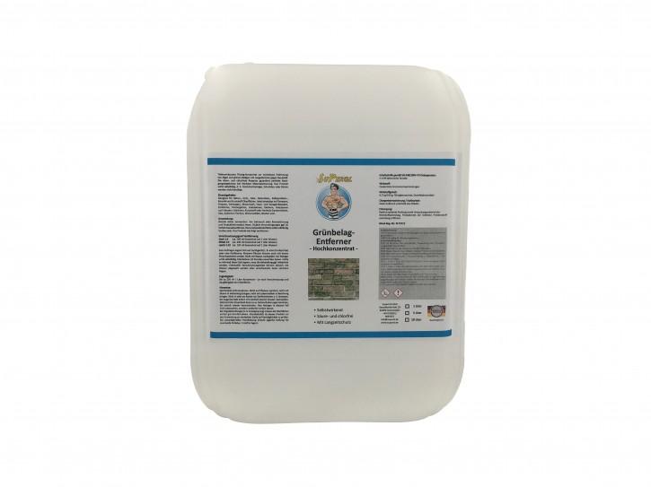 Superol - Grünbelag-Entferner Hochkonzentrat 5 Liter