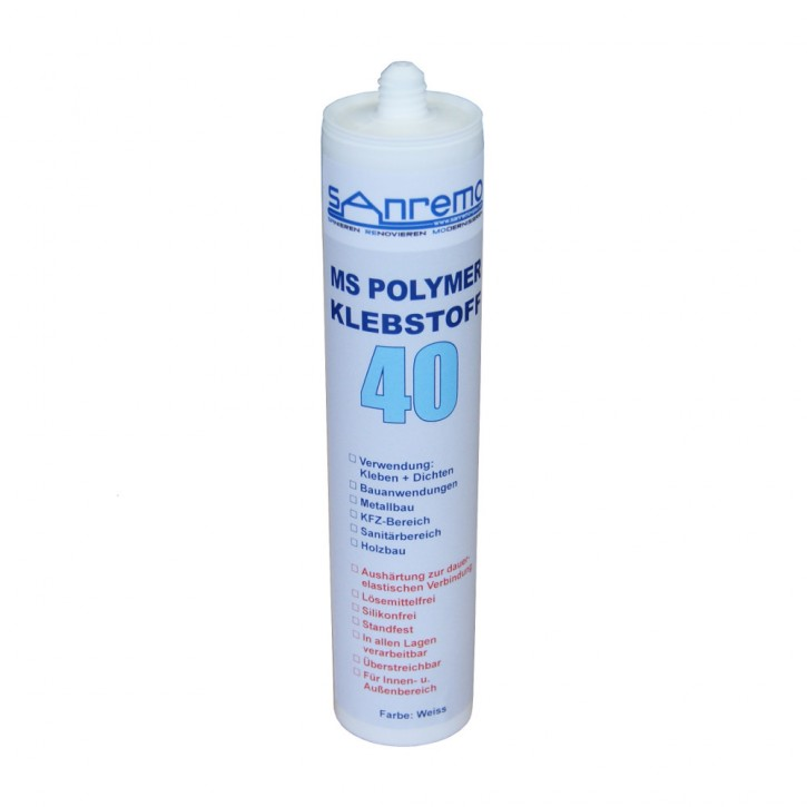 Sanremo4you MS-Polymer Klebstoff 40