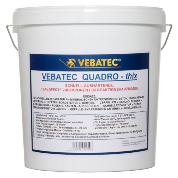Vebatec Quadro thix Reparaturmasse