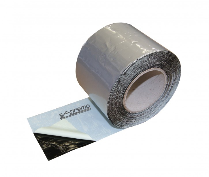 Alu Bitumen Reparaturband 100mm x 10m x 1mm