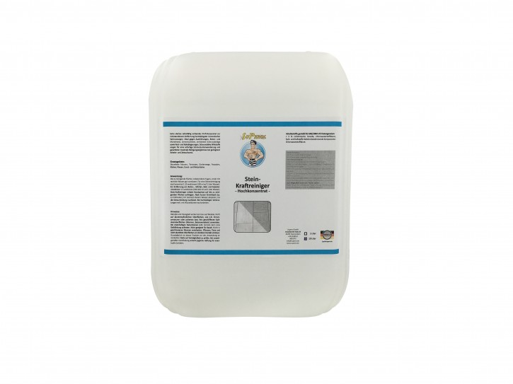 Superol - Stein Kraftreiniger Hochkonzentrat 5 Liter