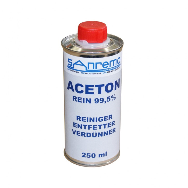 Sanremo4you Aceton 250ml