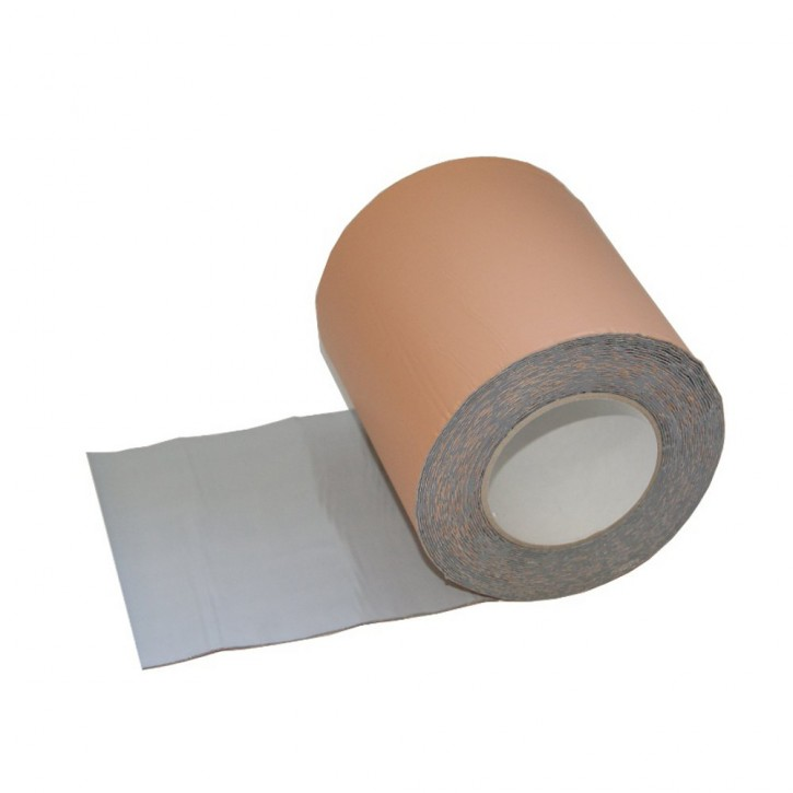 Vebatec Blitz Butyl Reparaturband Alu kupferfarben 150mm / 10m