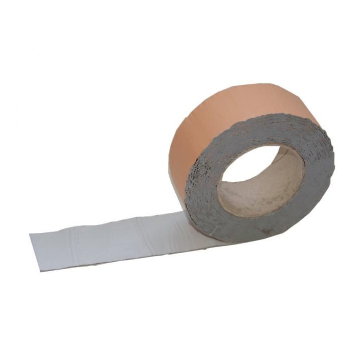 Vebatec Blitz Butyl Reparaturband Alu kupferfarben 50mm / 10m