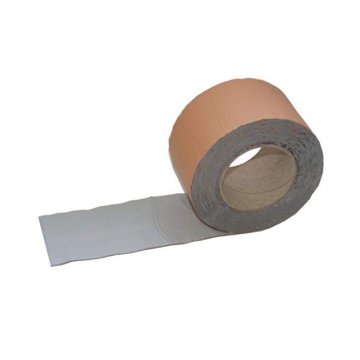 Vebatec Blitz Butyl Reparaturband Alu kupferfarben 75mm / 10m