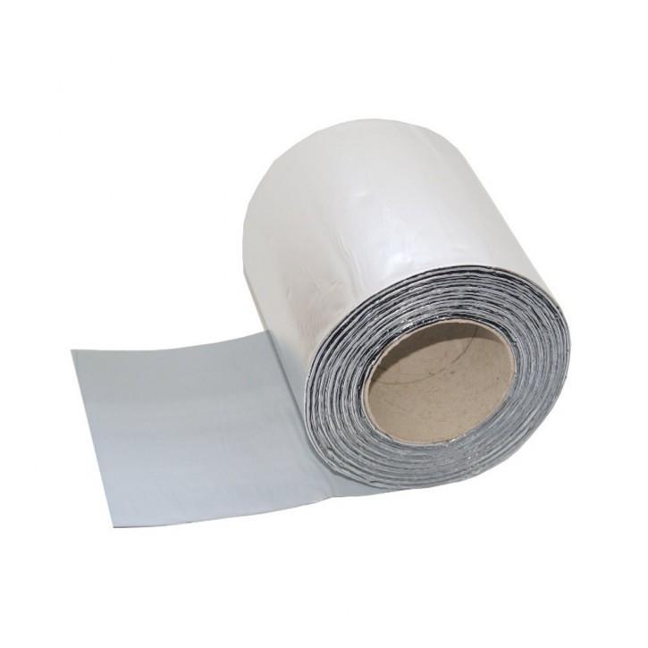 Vebatec Blitz Butyl Reparaturband Alu silbermatt 150mm / 10m