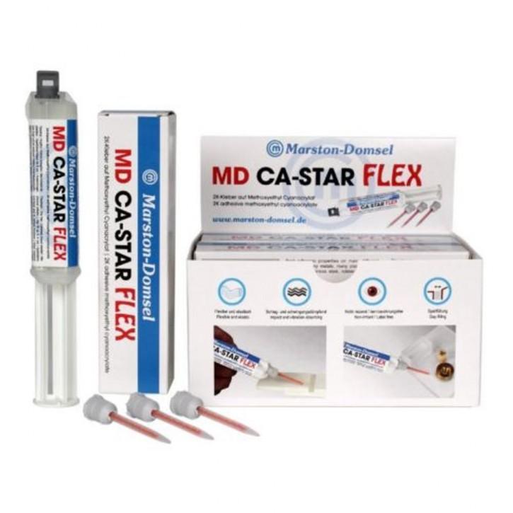 10x Marston-Domsel MD CA-STAR Flex 10g - thixotrop