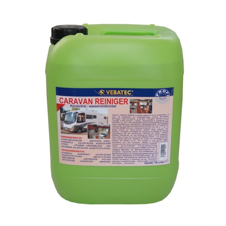 Vebatec Caravan Reiniger 10 Liter