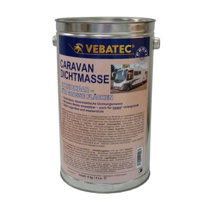 Vebatec Caravan Dichtmasse streichbar 5kg