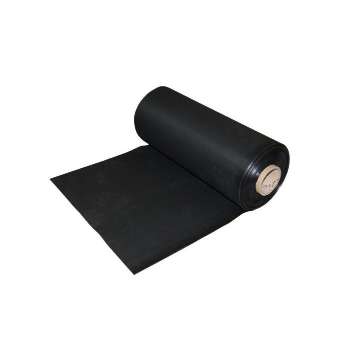 EPDM Folie/Band Stärke 1,20mm - Breite: 500mm / Länge: 25m