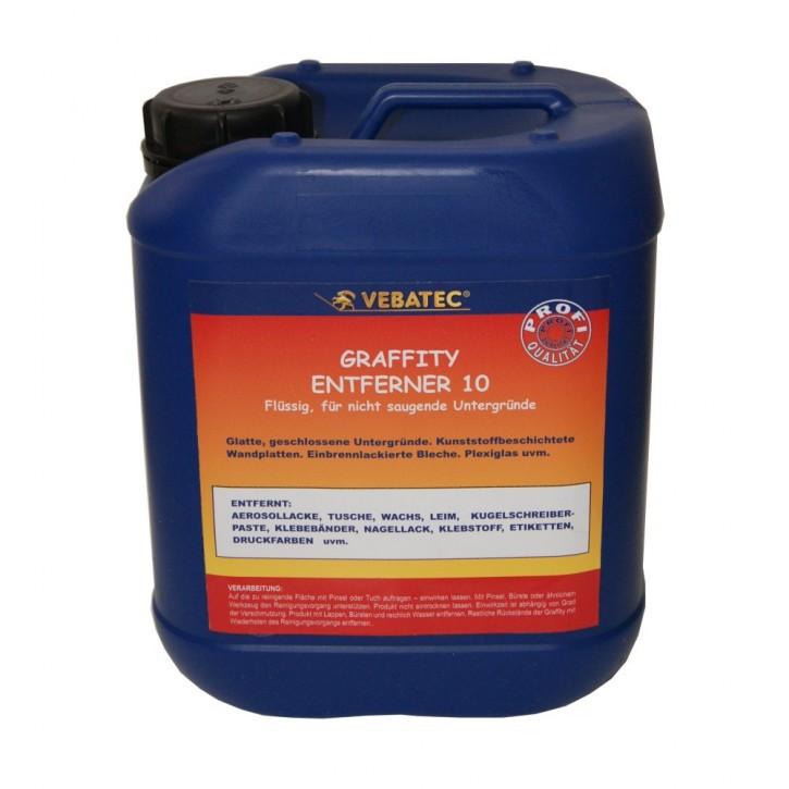 Vebatec Graffiti Entferner Nr. 10 - 5 Liter