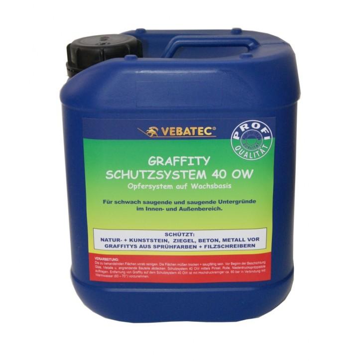 Vebatec Graffiti Schutz 40 OW 5 Liter