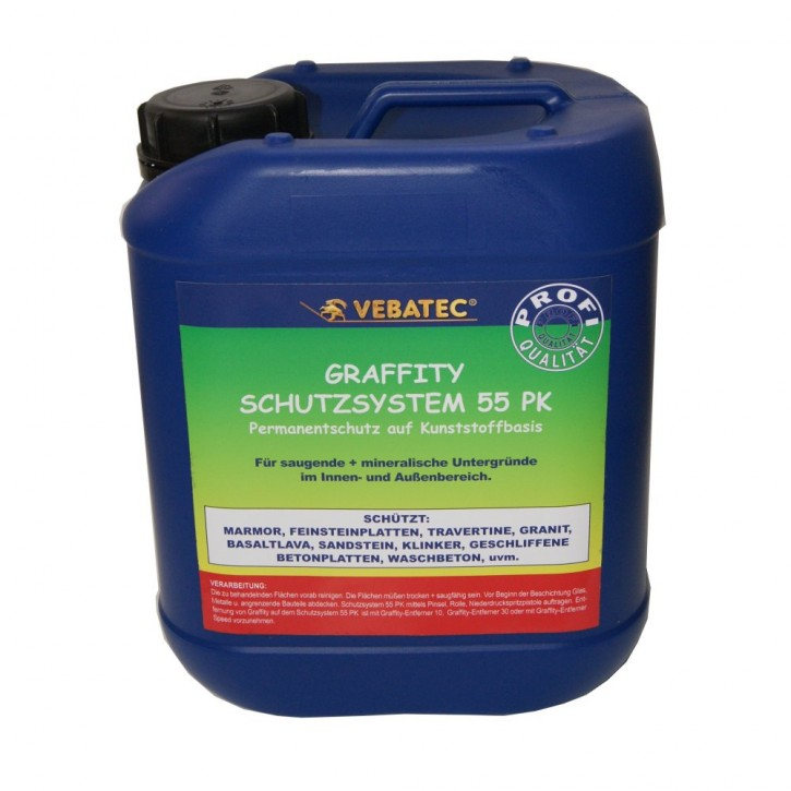 Vebatec Graffiti Schutz 55 PK 5 Liter