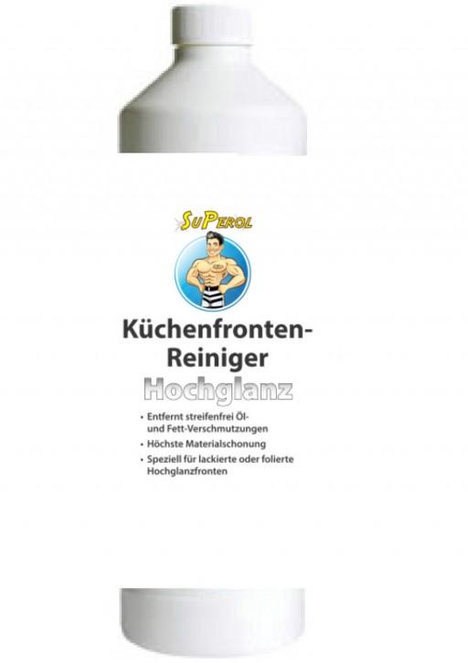 Superol - Küchenfronten-Reiniger für Hochglanzküchen 500 ml Konzentrat