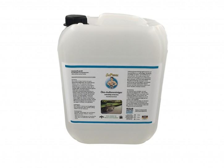 Superol - Öko-Außen zur Entfernung aller Umweltverschmutzungen 5 Liter