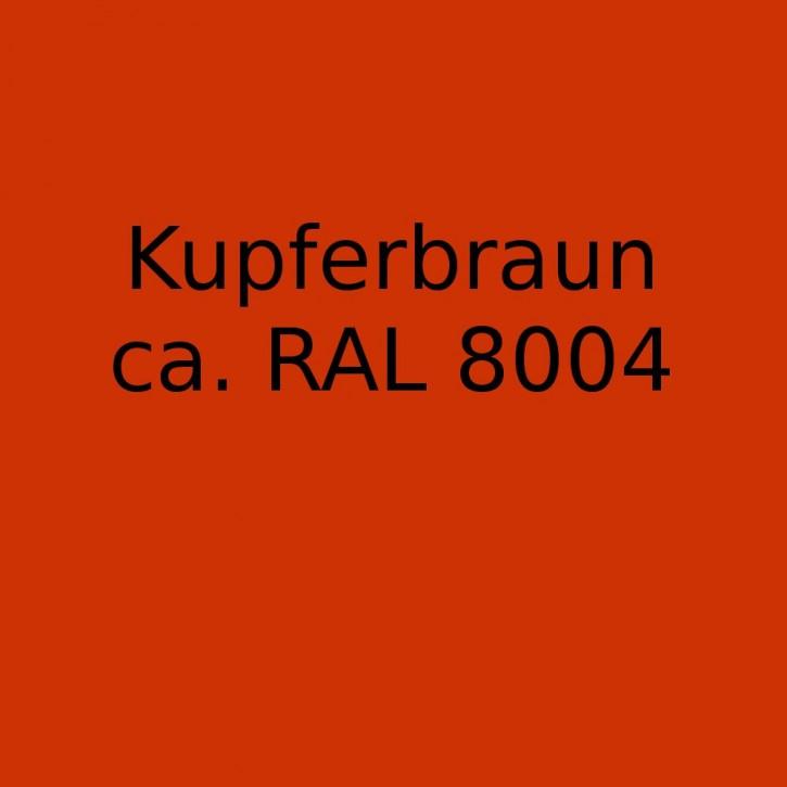 Vebatec - Pigmente Kupferbraun für die Produkte: Sprint-Spachtelmasse, RMplus, VT xuper, Express standard
