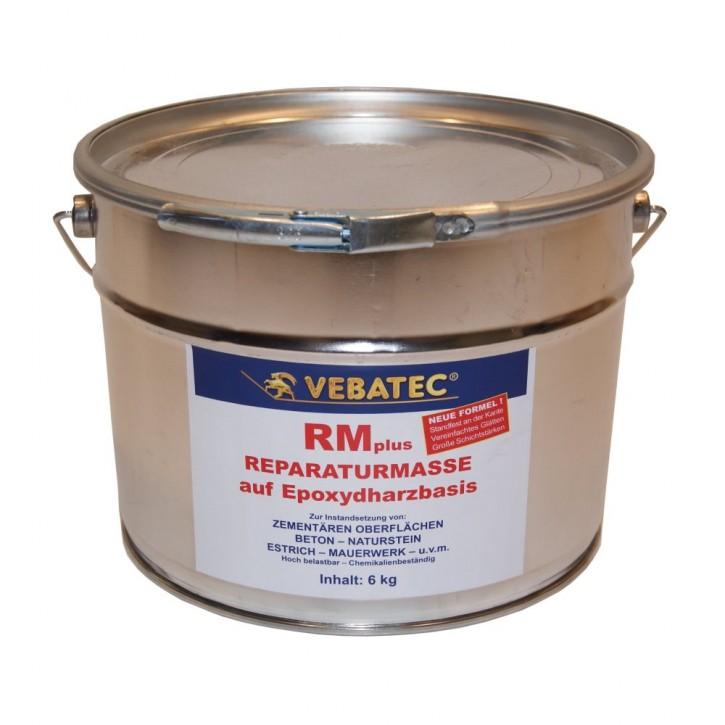 Vebatec - RMplus, gefüllte, 2-Komponenten Epoxi Reparaturmasse 6kg