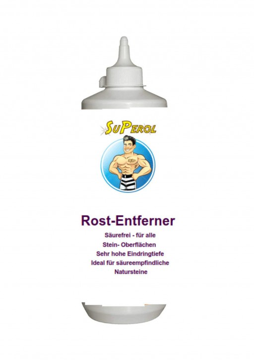 Superol - Premium Rost-Entferner, 1 Liter