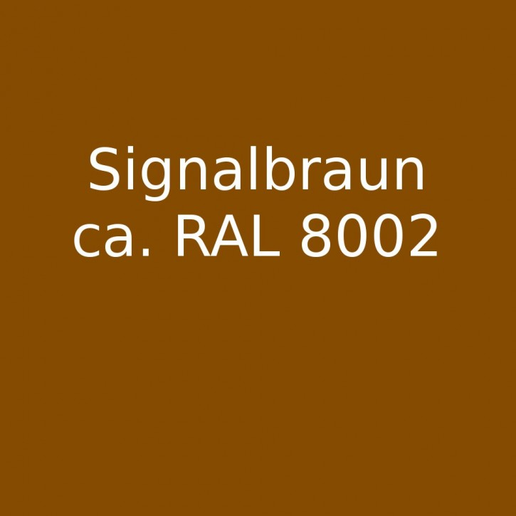 Vebatec - Pigmente Signalbraun für die Produkte: Sprint-Spachtelmasse, RMplus, VT xuper, Express standard